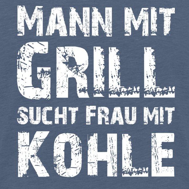mann mit grill sucht frau mit kohle t-shirt partnervermittlung schatzkiste
