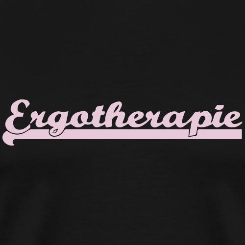 Ergotherapie Teamsport - Männer Premium T-Shirt