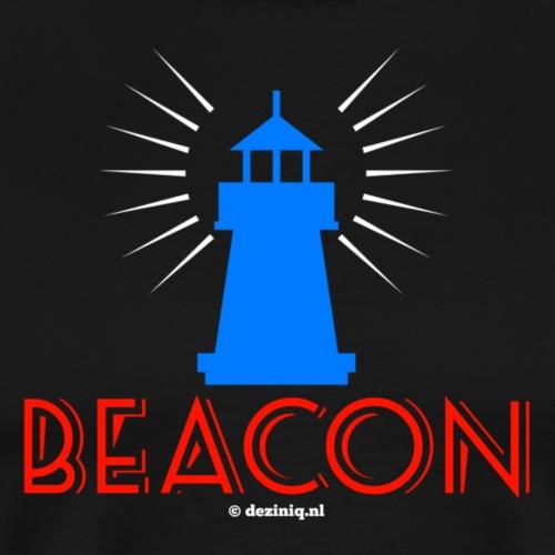 Beacon - Mannen Premium T-shirt