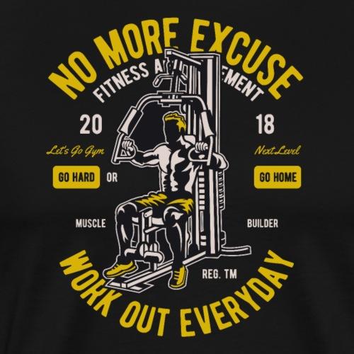 Work Out Everyday Sports - Männer Premium T-Shirt