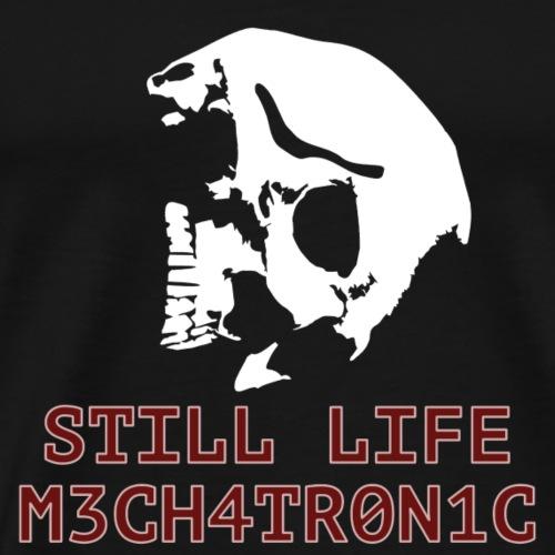 Still Life - Premium-T-shirt herr