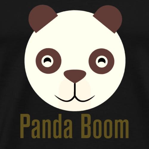 Panda boom - Men's Premium T-Shirt