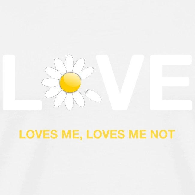 Loves me Loves me not