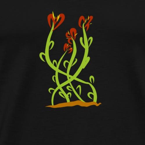 Rosenbeet - Männer Premium T-Shirt