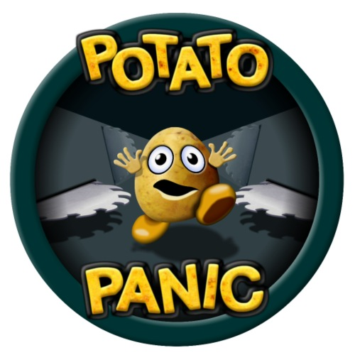 Potato Panic - Männer Premium T-Shirt