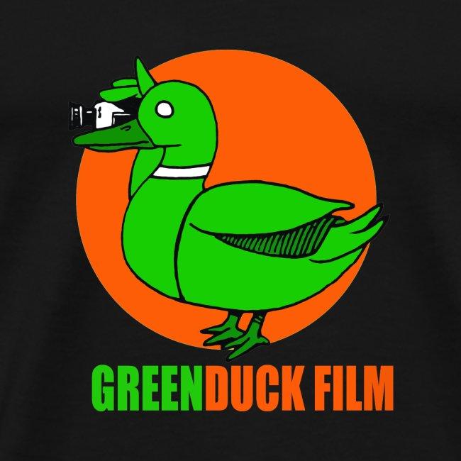 Greenduck Film Orange Sun Logo