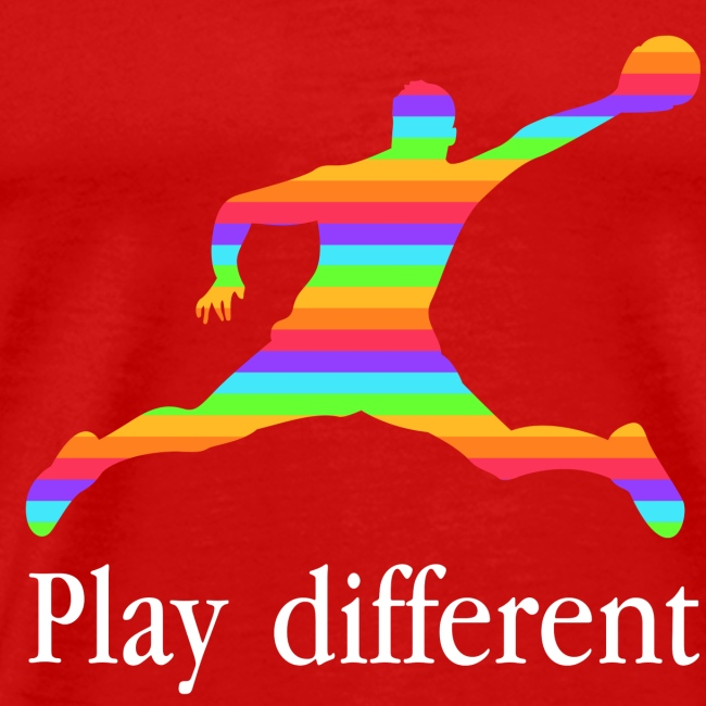 PLAY DIFFERENT