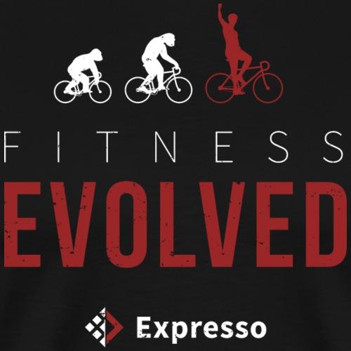 Expresso - Fitness Evolve - Men's Premium T-Shirt