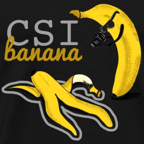 csi_banana - T-shirt Premium Homme