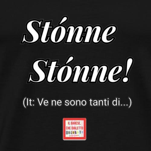 stonne - Maglietta Premium da uomo