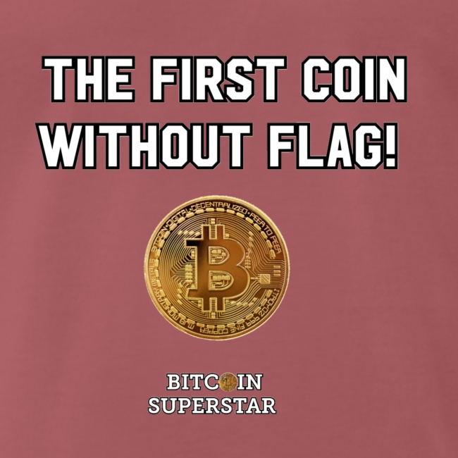 Coin with no flag