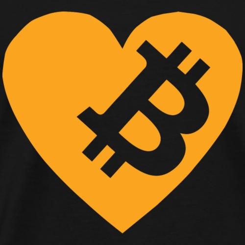 Bitcoin 4 - Männer Premium T-Shirt