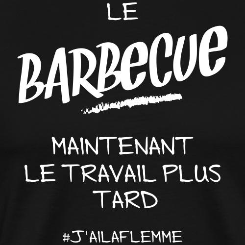 LE BARBECUE - T-shirt Premium Homme