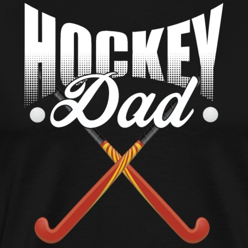 Hockey Dad - Men's Premium T-Shirt