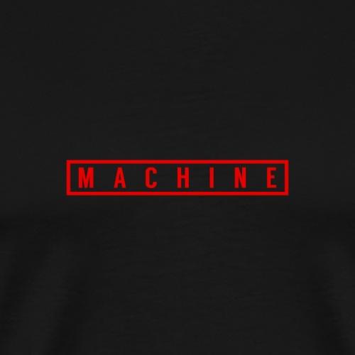 MACHINE - Men's Premium T-Shirt