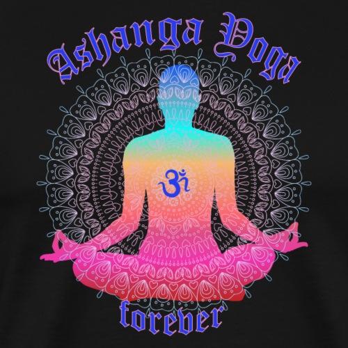 Ashtanga Yoga Forever - Männer Premium T-Shirt