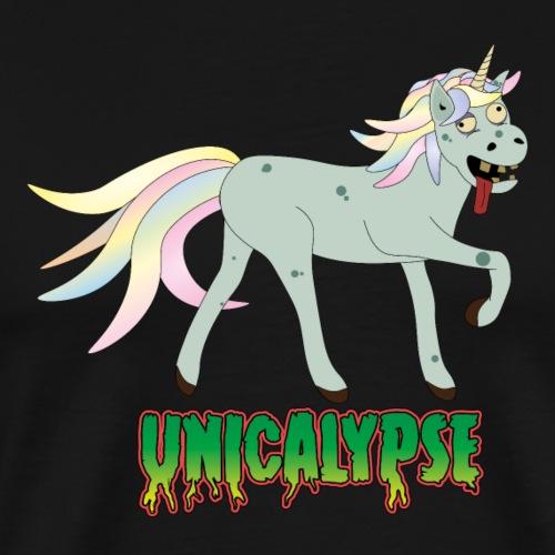 Unicalypse - Männer Premium T-Shirt