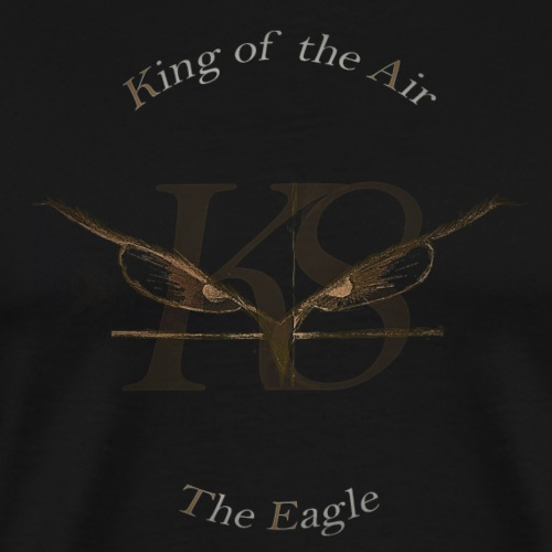 King of the Air - Männer Premium T-Shirt