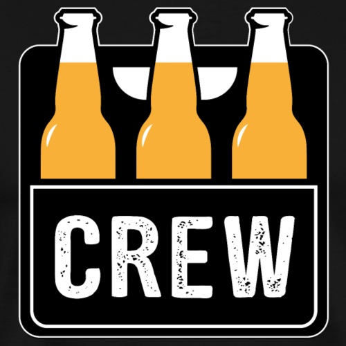 Sicpack Mallorca Drinking crew party strand bier - Männer Premium T-Shirt