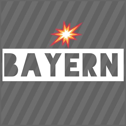 Bayern , München, Deutschland - Männer Premium T-Shirt