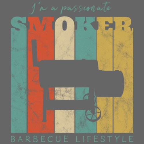 Grillen Grillmeister Passionate Smoker Barbecue