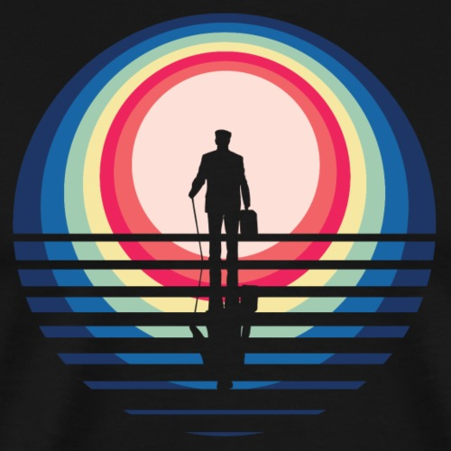 Journey to the End of the Night - Men's Premium T-Shirt