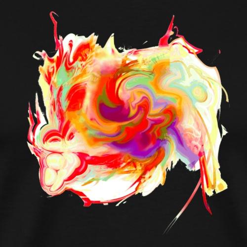 G painter 67ter. Tourbillon - T-shirt Premium Homme
