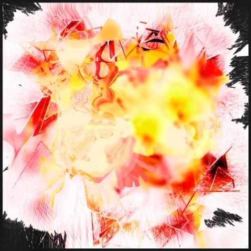 G painter 31ter. Explosion - T-shirt Premium Homme