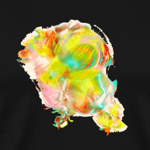 G painter 69ter. Nouée - T-shirt Premium Homme