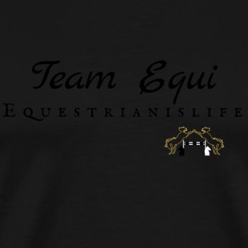 equi - Männer Premium T-Shirt