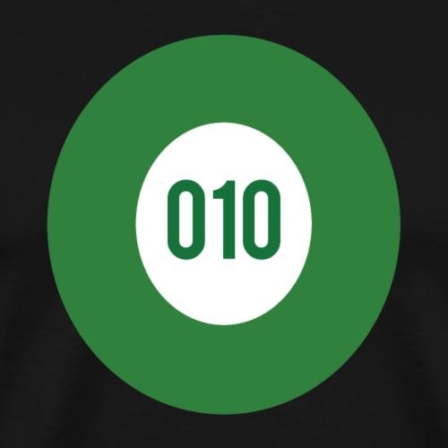 010 logo - Mannen Premium T-shirt