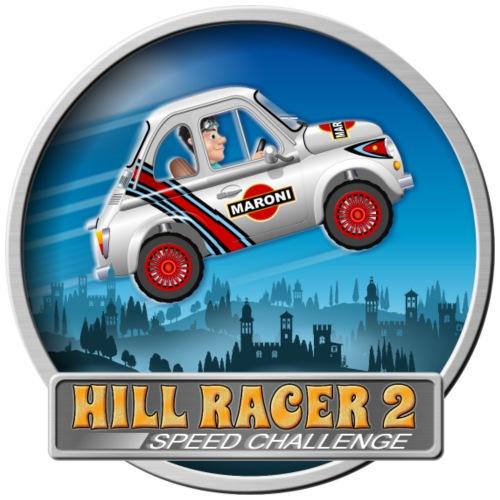 Hill Racer 2 - Männer Premium T-Shirt