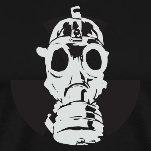 Atomic mask - Men's Premium T-Shirt