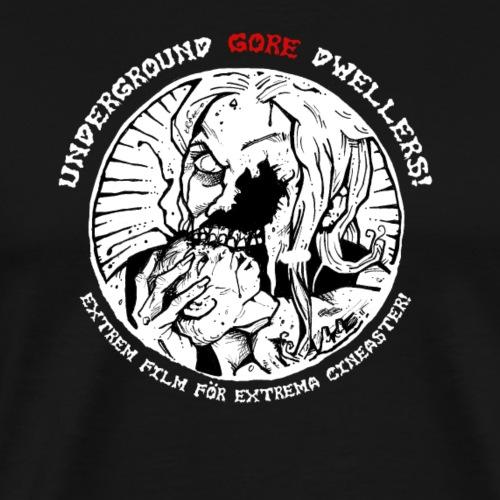 goredweller2 - Premium-T-shirt herr