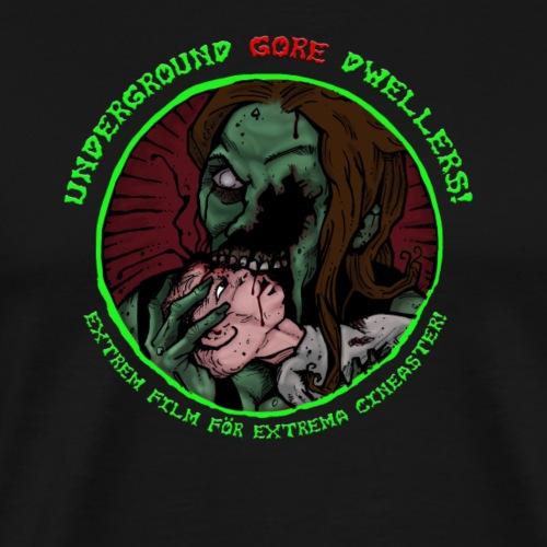 goredweller3 - Premium-T-shirt herr