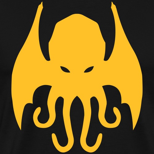 Cthulhu - T-shirt Premium Homme