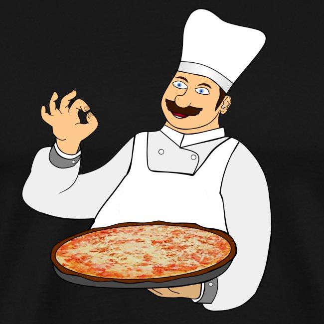 Pizza Bäcker