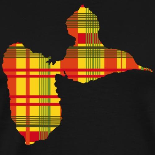T-shirt Gwada Madrasse - T-shirt Premium Homme