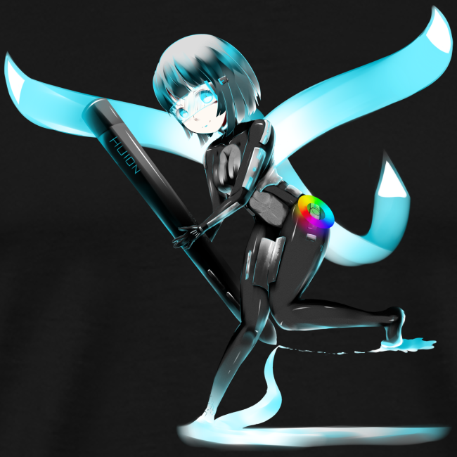 Huion Character O.C.