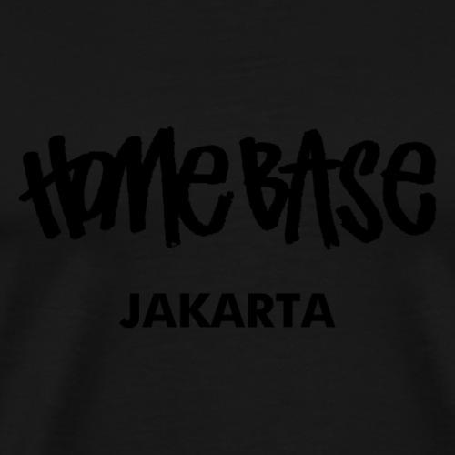 Home City Jakarta - Männer Premium T-Shirt