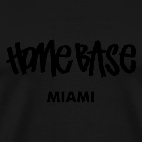 Home City Miami - Männer Premium T-Shirt