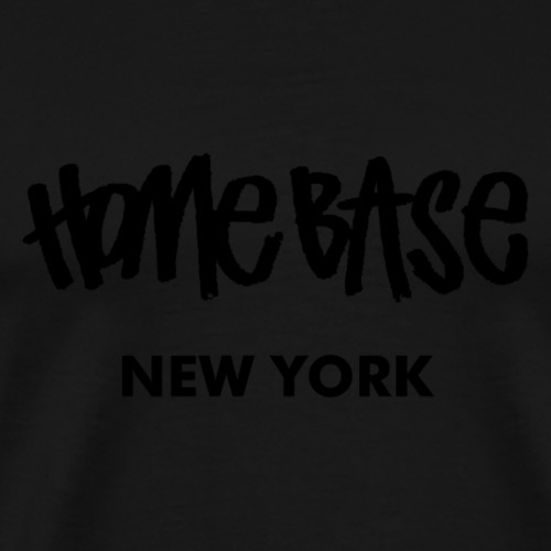 Home City New York - Männer Premium T-Shirt