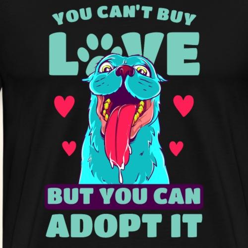 Hunde-Shirt Hundeliebhaber Valentinstag Geschenk