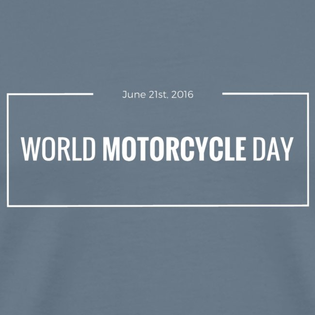 Official World Motorcycle Day 2016 Coffee Mug BLK