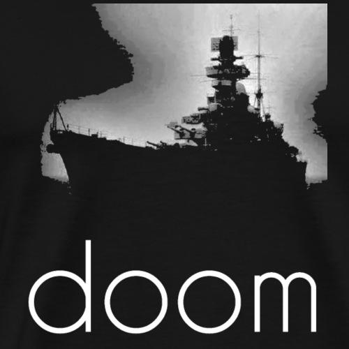 doom - Männer Premium T-Shirt