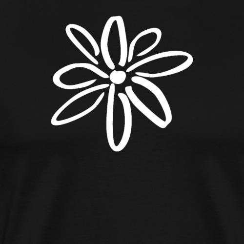 Flowerpower - Männer Premium T-Shirt