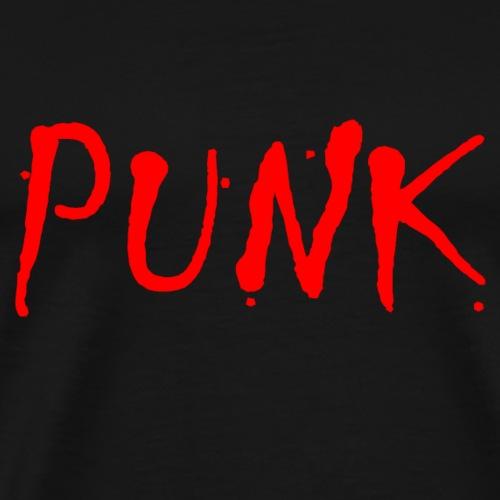 PUNK TSHIRT ✅ - Männer Premium T-Shirt