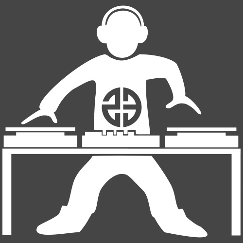 dj giradischi 23 - Maglietta Premium da uomo