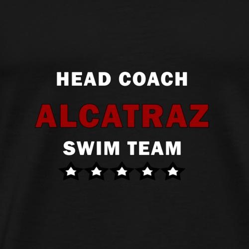 Alcatraz swim team - T-shirt Premium Homme