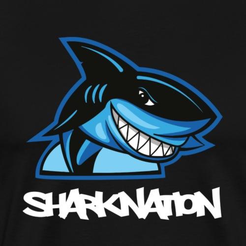 SHARKNATION / White Letters